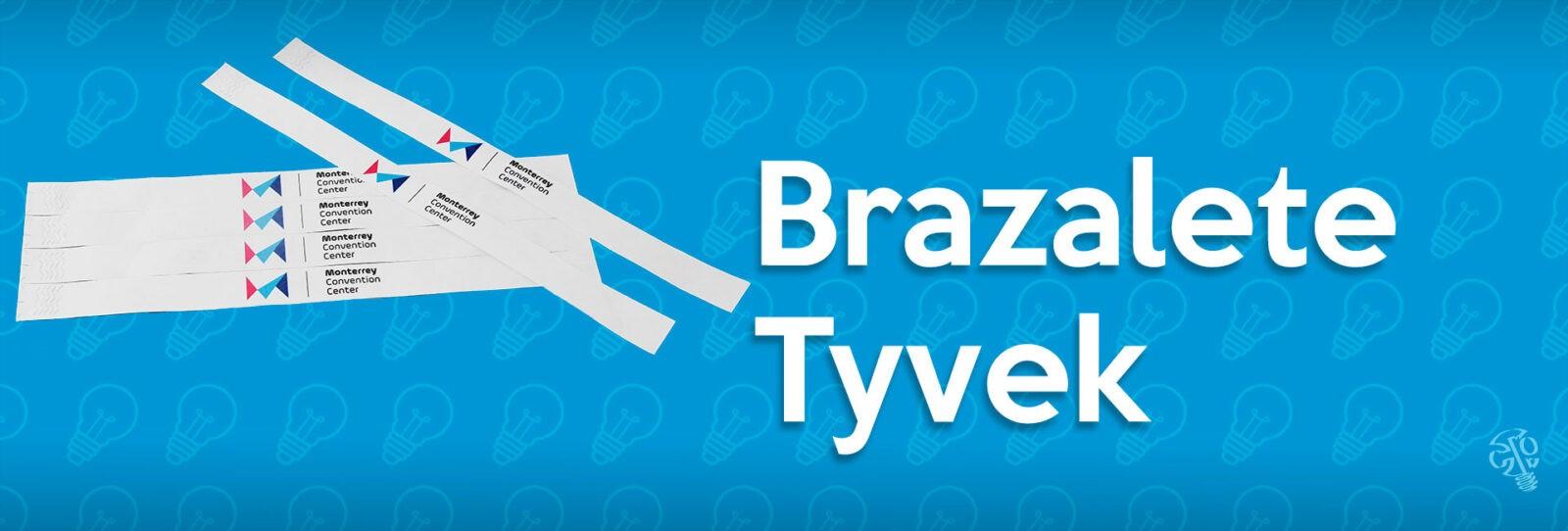 CPM | Brazalete-Tyvek