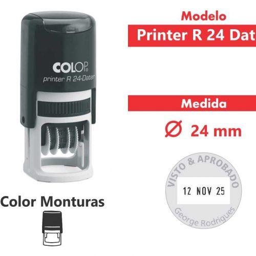 sellos-automatico-printer-r-24-dater