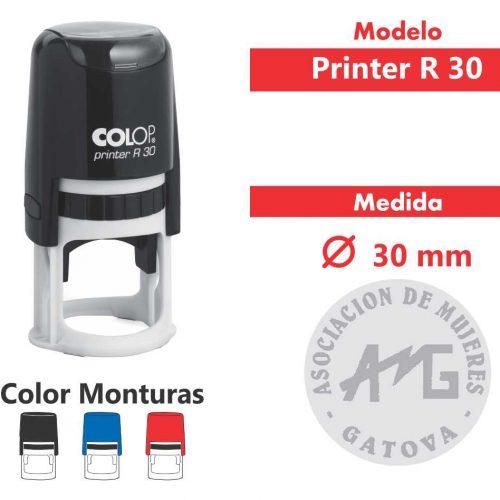 sellos-automatico-printer-r-30